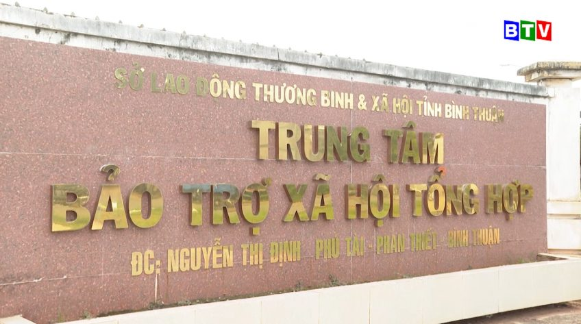 Trung tâm bảo trợ xã hội tổng hợp tỉnh Bình Thuận: Kết nối cộng đồng - Lan tỏa yêu thương